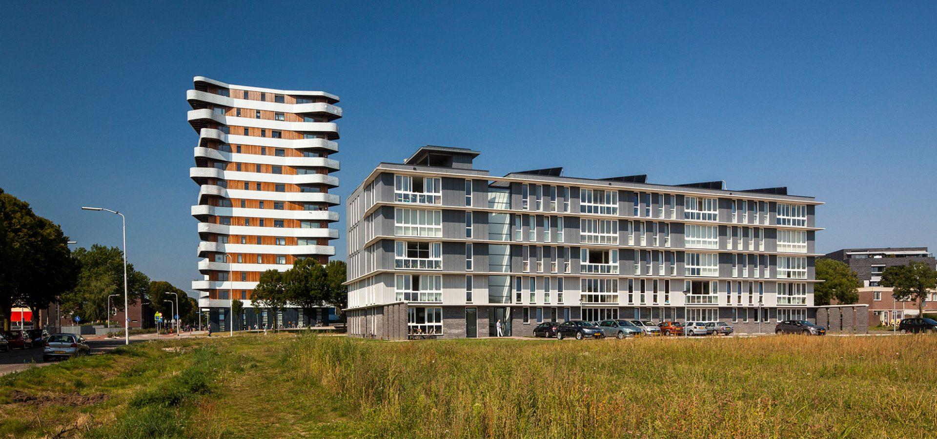 FARO architecten zorgappartementen Hatert Nijmegen 03