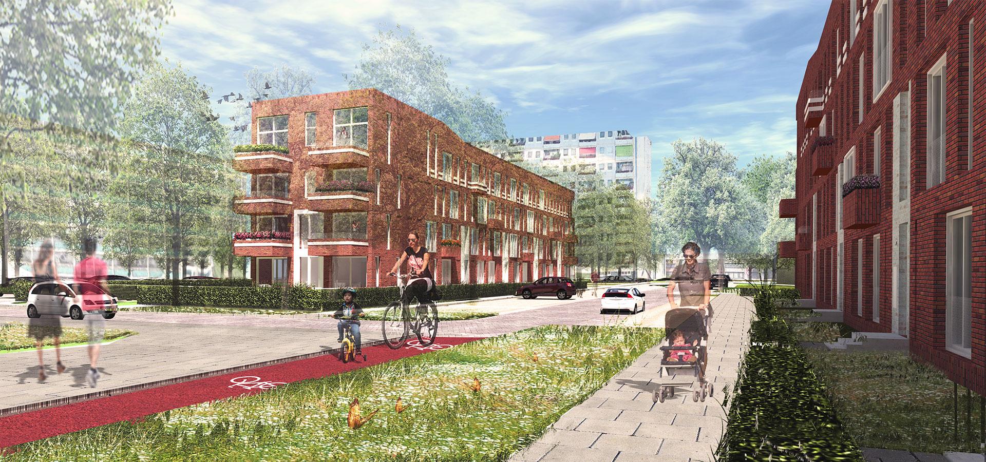 FARO architecten Jongerenwoningen Weesp 04