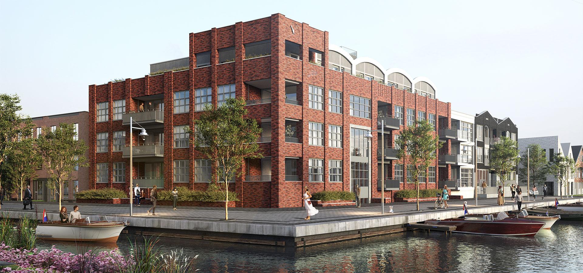 FARO architecten Krijgsman Muiden 09