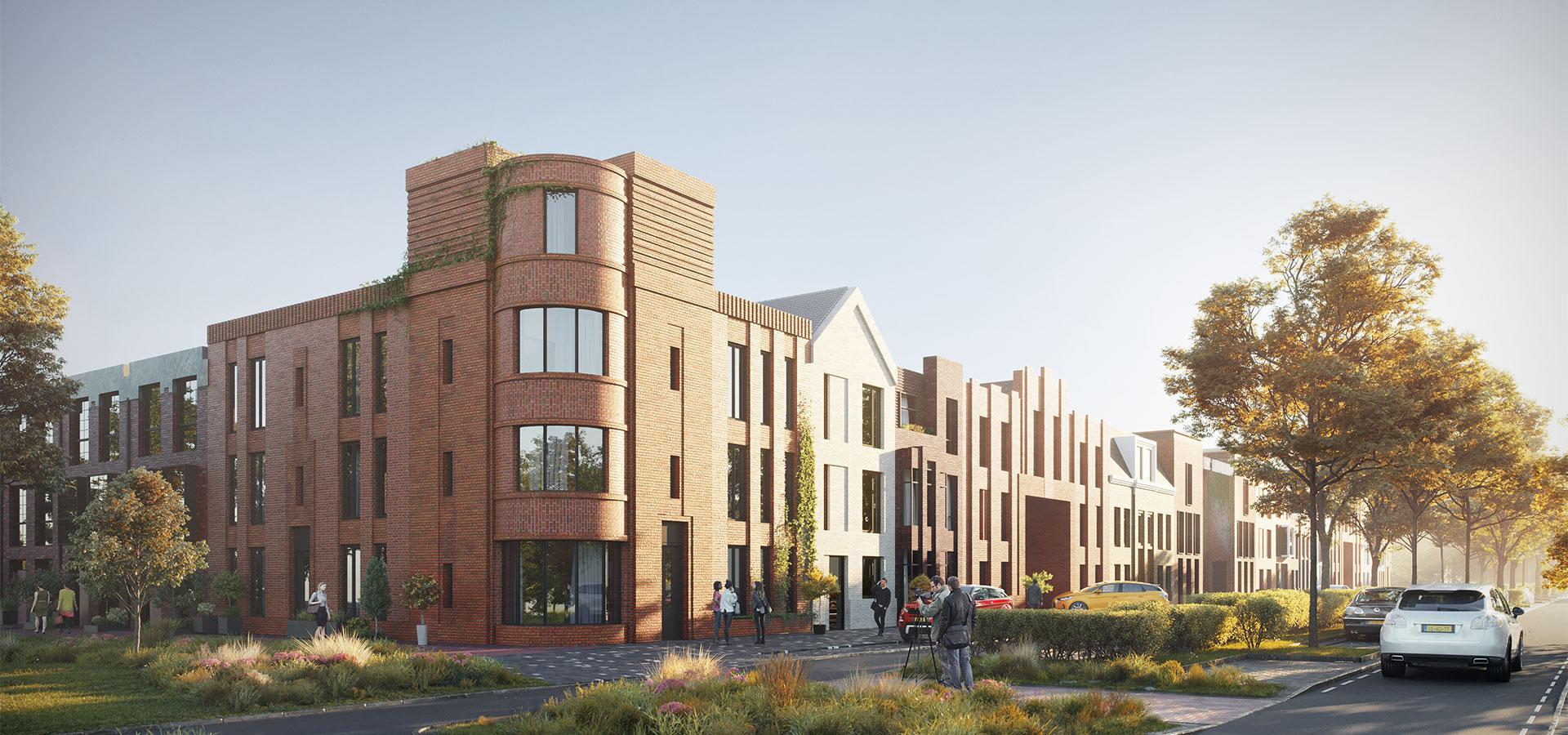 FARO architecten Leeuweplaats Utrecht 01
