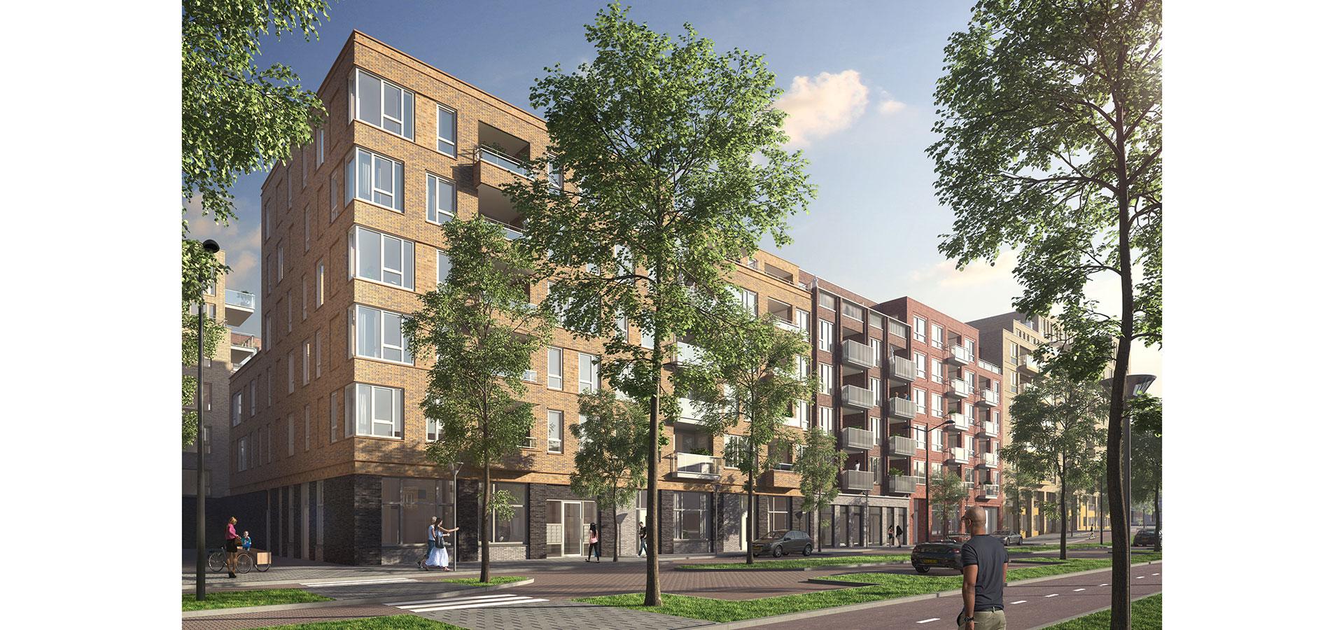 FARO architectenvan Leeuwenhoekkwartier Delft08