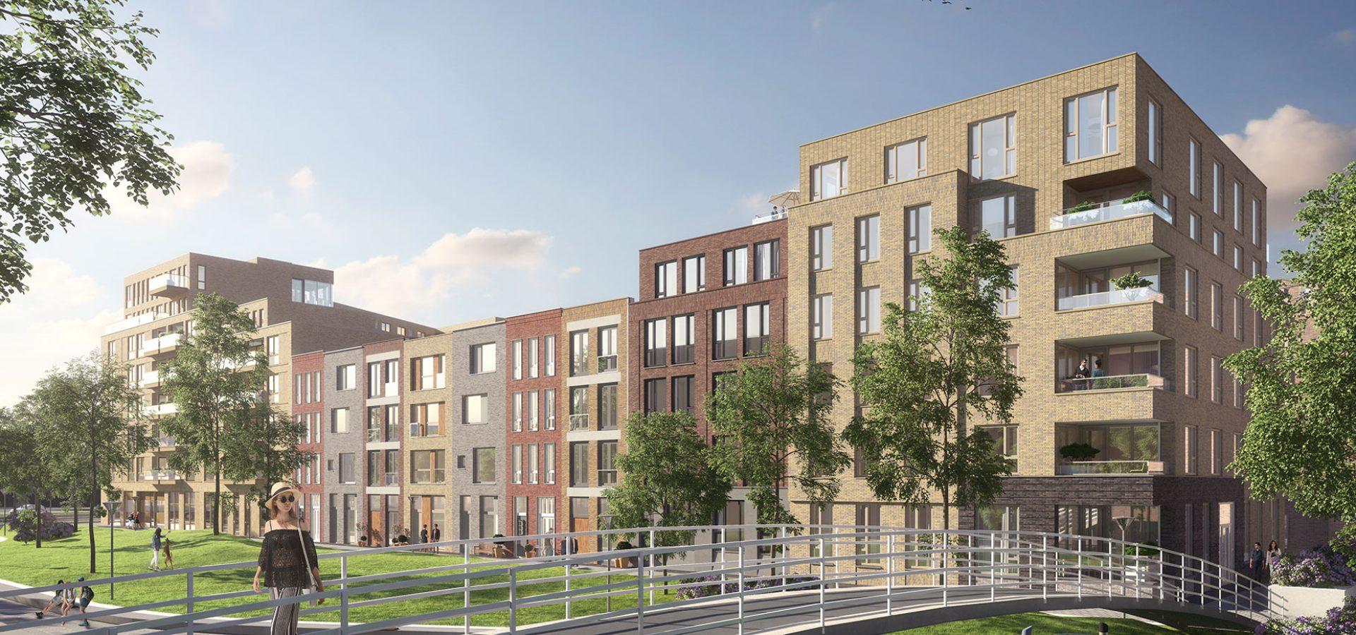 FARO architectenvan Leeuwenhoekkwartier Delft header