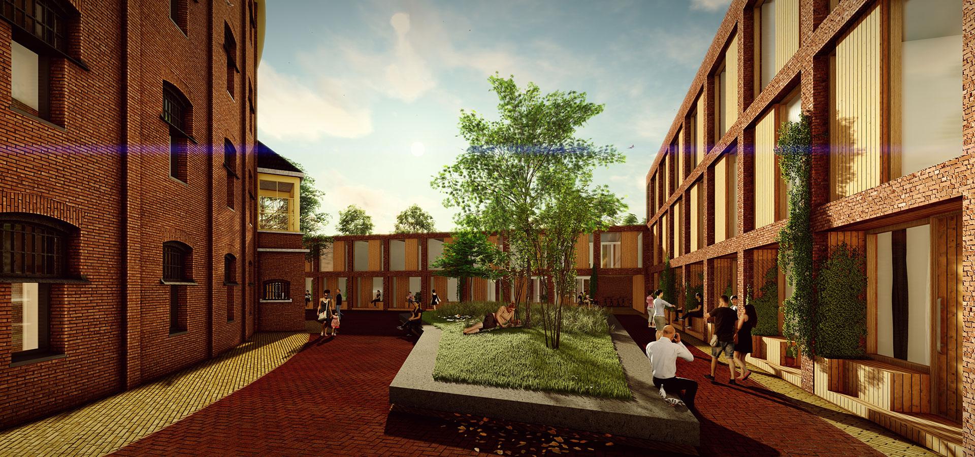 FARO architecten Koepel Haarlem 01