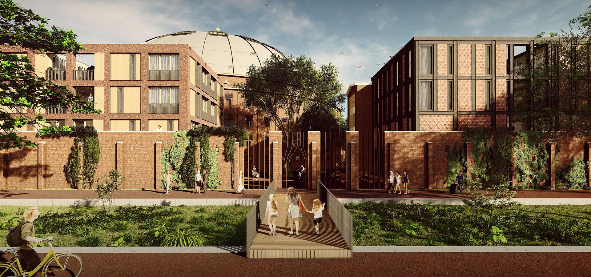 FARO architecten Koepel Haarlem 02
