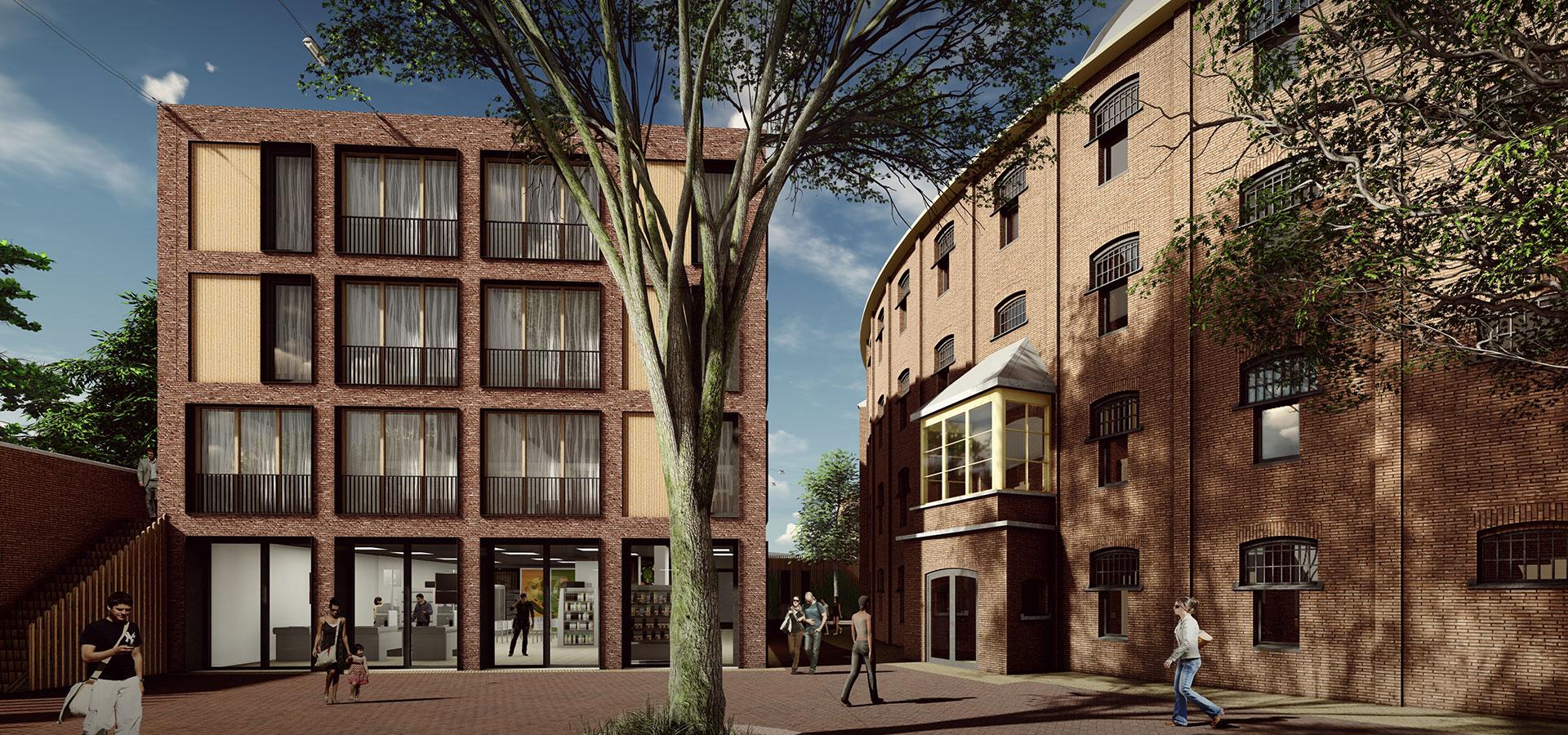 FARO architecten Koepel Haarlem 04