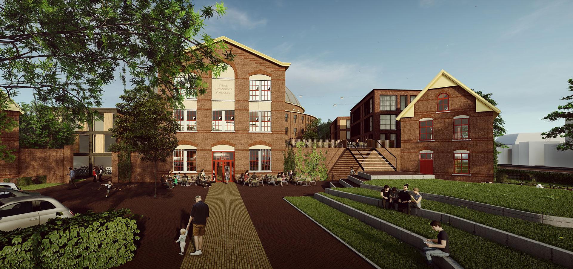 FARO architecten Koepel Haarlem 05