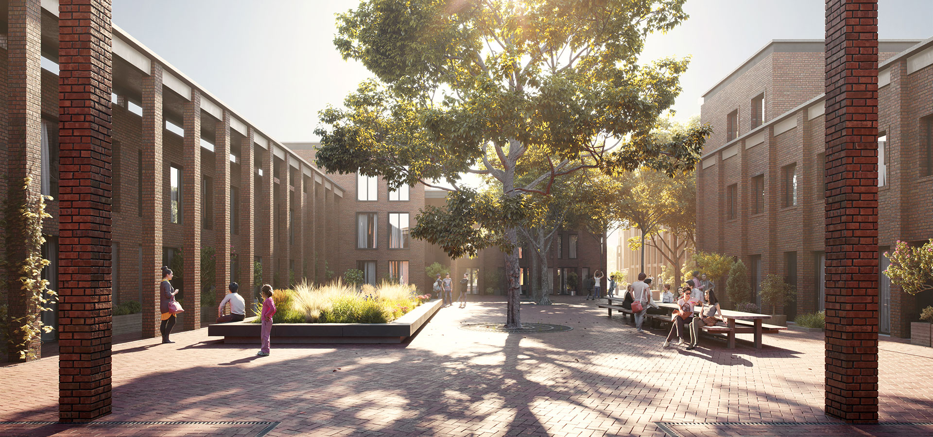 FARO architecten Leeuweplaats, Utrecht 03