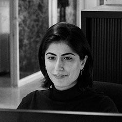 FARO architecten medewerkers Bahar Yildiz 2