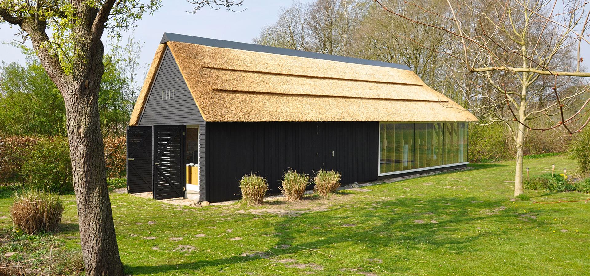 FARO architecten Aanbouw en atelier Oeken 07