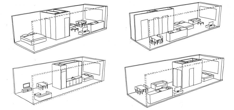 FARO architecten Heilige huisjes 01